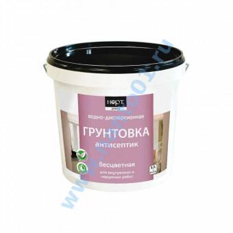 Нортовская грунтовка – антисептик грунтовка в наличии по цене завода. в Москве по цене завода.